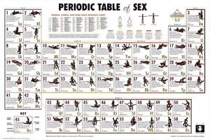 Periodic Table Sex Positions 39