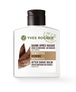 Yves-Rocher-Aftershave-Balm-Shea-Butter-Non-Sticky-Sensitive-Skin-Soothing-100ml