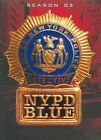 NYPD Blue The Complete Third Season 4 Discs 2008 Region 1 DVD