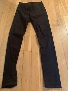Flying-Monkey-Black-Skinny-Stretch-Jeans-Size-24