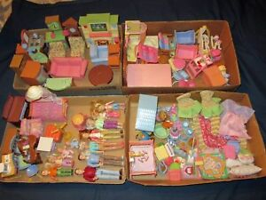 FISHER-PRICE-LOVING-FAMILY-DOLLHOUSE-FURNITURE-amp-HOUSEHOLD-ITEMS-YOU-CHOOSE