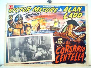 CAPTAIN-CAUTION-VICTOR-MATURE-1940-OPTIONAL-SET-MEXICAN-L