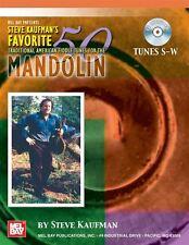 Steve Kaufman preferiti 50 Mandolino, Tunes S-W