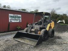 2012 Volvo Mc115c Skid Steer Loader With Joystick Controls Clean Only 1100hrs