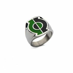 DC-Comics-Green-Lantern-Split-Lantern-Stainless-Steel-Ring