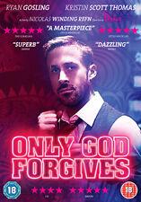 ONLY GOD FORGIVES - DVD - REGION 2 UK