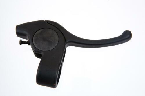 Kids Caliper PAT.P Plastic all Black One lever 22.2mm New POWER Brake lever