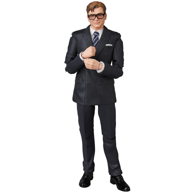 MAFEX No.072 Kingsman The Secret Service Gary Eggsy Unwin Action Figure W T