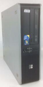 WINDOWS-XP-32-Bit-HP-DC7900-DESKTOP-COMPUTER-CORE-2-DUO-2-60GHz-PC-4GB-250GB