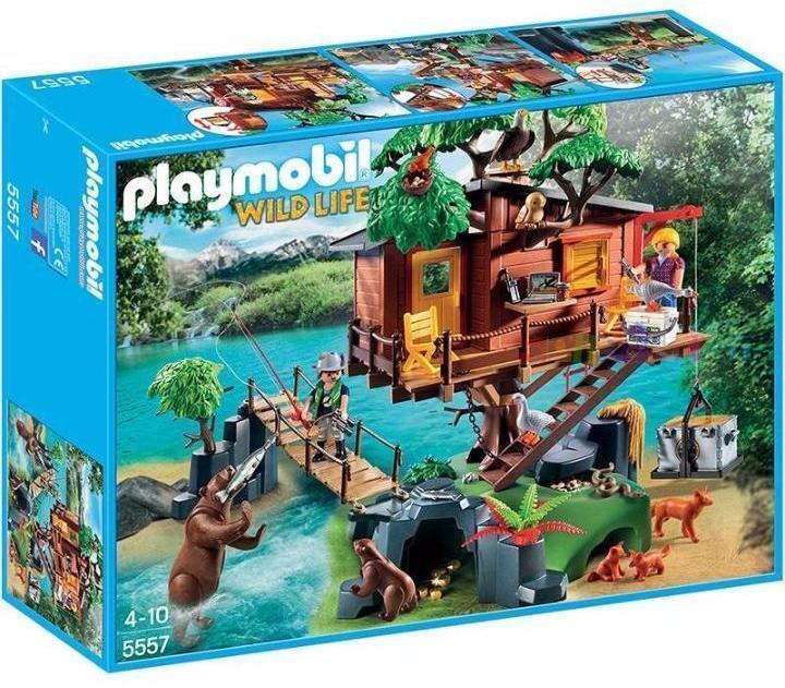 Playmobil 5557 - Casa del Árbol de Aventura - NUEVO