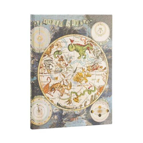 Paperblanks Kalender 2021 Ultra Verso Frühe Kartografie Himmlische Karte