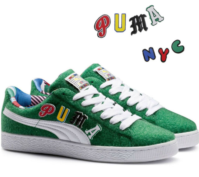the latest fe82a 12128 Puma Basket x Dee & Ricky Cr Men's Classic Shoes Sneakers 360084-02