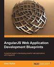 AngularJS Web Application Development Blueprints by Vinci Rufus (Paperback, 2014)