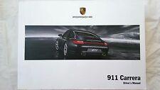 Porsche 911 (997) Betriebsanleitung Driver`s manual