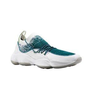Reebok Dmx Fusion Hc (WHITE RAPID TEAL SOLAR YE) Unisex Shoes CM9623 ... 999dd3ce0