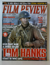 FILM REVIEW  10 - 1998 TOM HANKS CAMERON DIAZ JOHN TRAVOLTA STARS IN WW2  FR 90