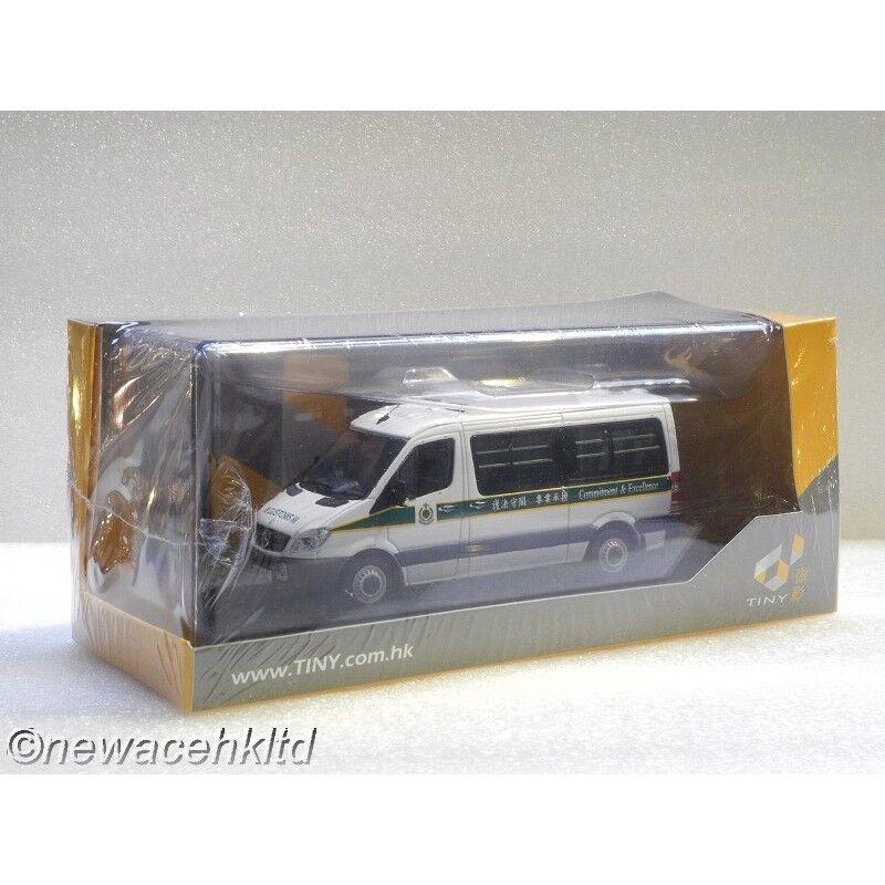 Mercedes Benz Sprinter Hong Kong aduanas pequeño modelo 1 43  ATC43045