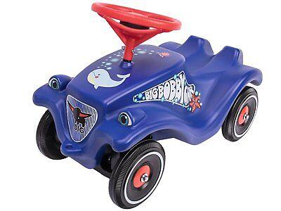 Bobby Car Big Bobby Car Classic Ocean Police #56109 Bobbycar Rutscher Blau ~ Neu ~ Letzter Stil