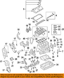 vw volkswagen oem 04 06 beetle engine timing cover 045109147a ebayimage is loading vw volkswagen oem 04 06 beetle engine timing