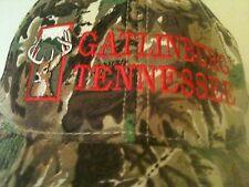 BALL CAP - Mens/Women - GATLINBURG TENNESSEE -DEER HUNTING -CAMO