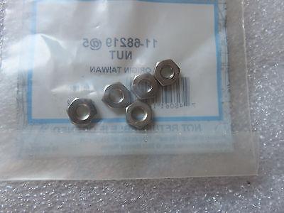 Mercury Quicksilver 11-68219 Nut