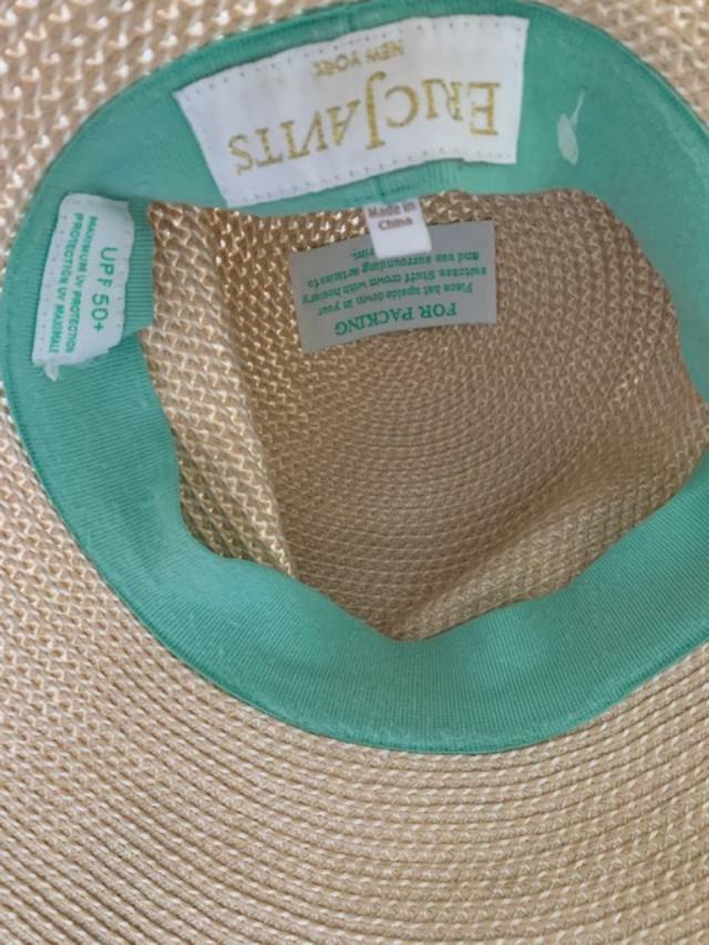 ERIC JAVITS Hampton' Straw Sun Hat - image 2