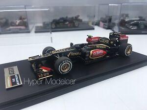 Kit Tameo 1/43 F1 Lotus E21 N ° 7 Vainqueur du Gp australien 2013 K. Räikkönen