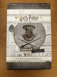 Usaopoly Harry Potter Hogwarts Battle Defence Against The Dark Arts Gen Con Game Ebay