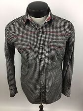 Roper Wear the West Mens Western Peral Snap  Embroidery Shirt Cowboy Rodeo Small