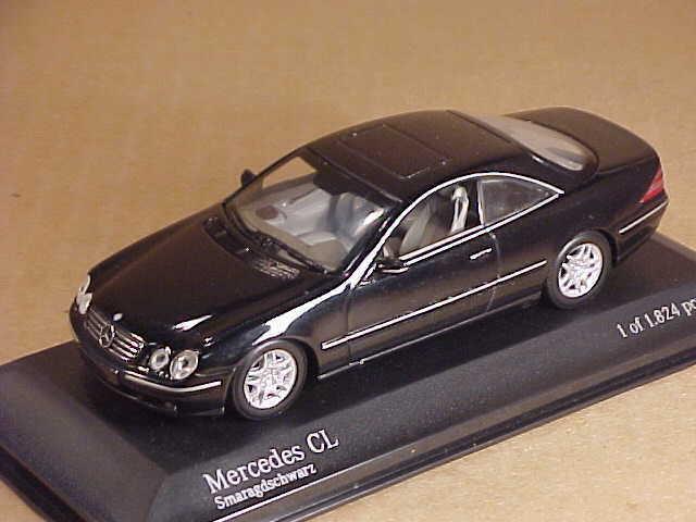 Minichamps 1:43 Maserati Ghibli Coupe-Silver