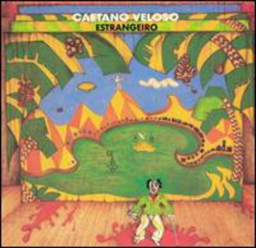 1 of 1 - Caetano Veloso - Estrangeiro [New CD] Manufactured On Demand