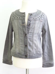 VESTE-JEAN-034-SORRY-FOR-THE-MESS-034-5-ans-MODE-FILLE-NEUVE-PRIX-MAGASIN-64