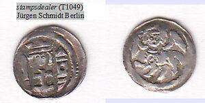 Ungarn-Denar-Bela-IV-gefluegeltes-Tier-Huszar-336-Erhaltung