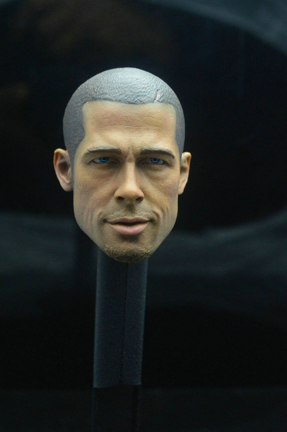 Custom 1//6 scale head sculpt  Brad Pitt,In stock!