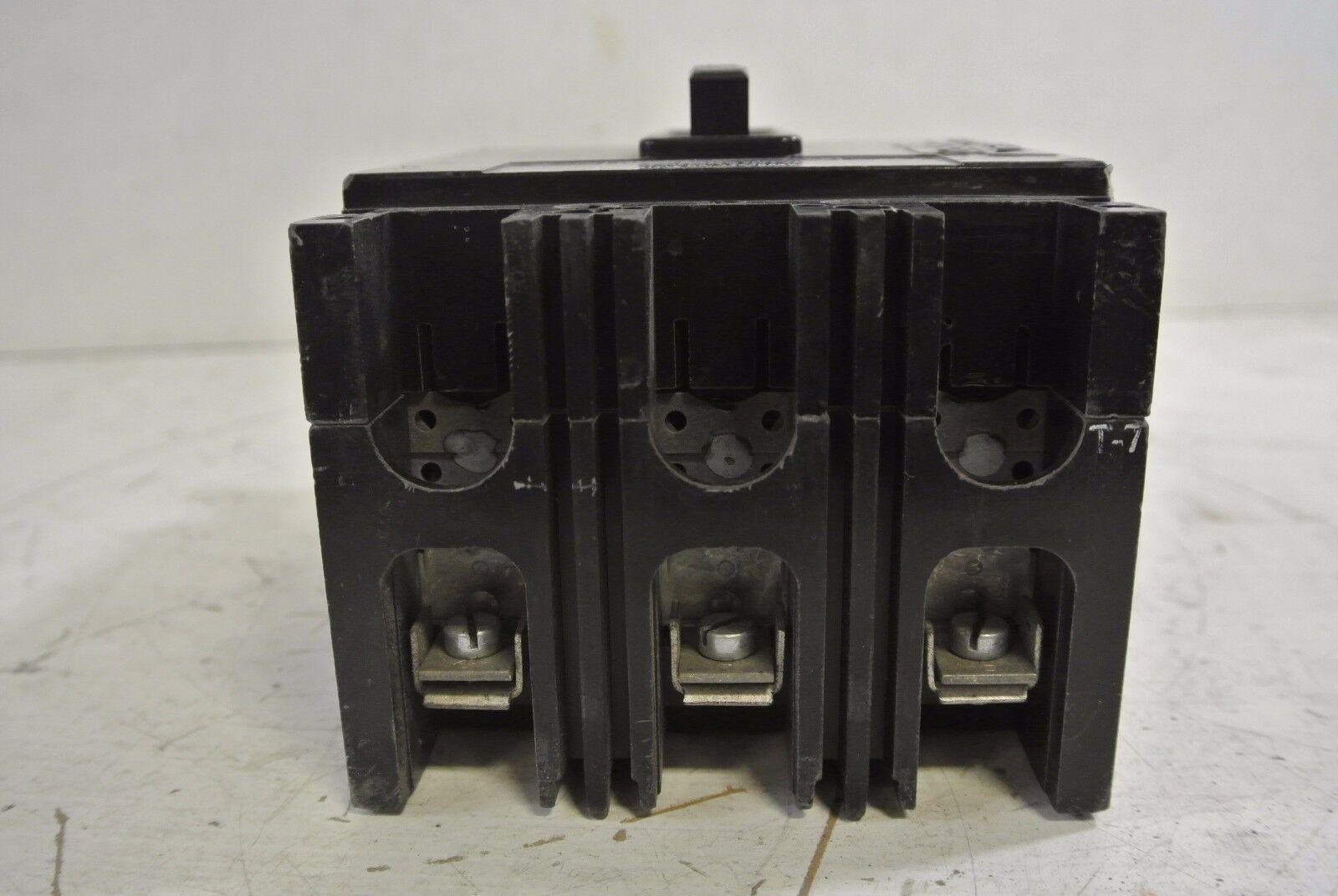 Westinghouse EHB3020 desmorona 3 polos 480 voltios 20 20 20 Amp Disyuntor 5eab48