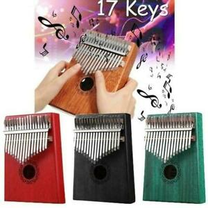 Gorgeous-17-Keys-Kalimba-Great-Gifts-Multicolored-Shipping-amp-choose-Free-V6A7