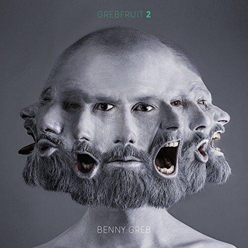 Benny Greb - Grebfruit 2 [New CD] UK - Import