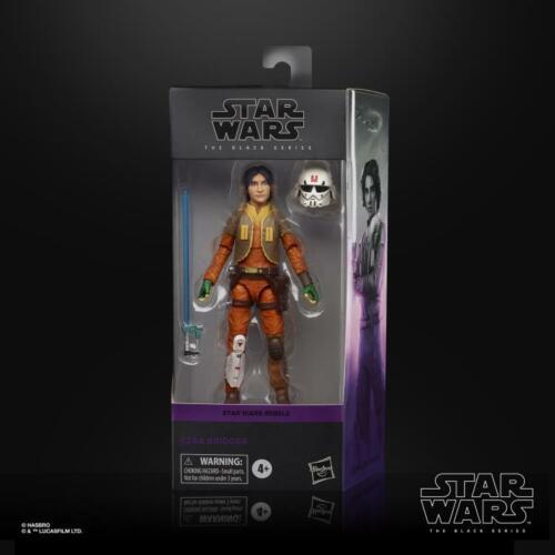 Star Wars The Black Series Ezra Bridger rebelles 6-Inch ACTION FIGURE NEW EN STOCK