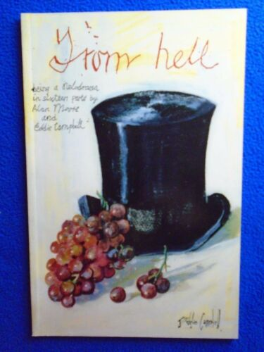 FROM HELL TPB ALAN MOORE & EDDIE CAMPBELL TUNDRA LAST ONE!