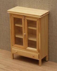 1:12 Dolls House Wooden meat safe / Kitchen cupboard