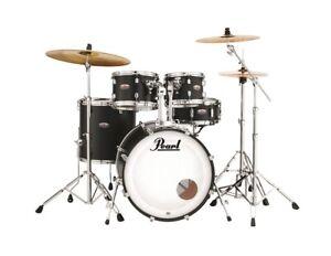Pearl-Decade-Maple-Studio-Satin-Slate-Black-Schlagzeug