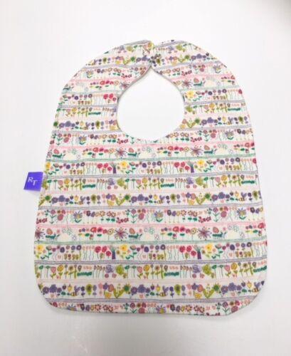 Impermeable Babero de bebé diseño de la libertad