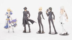 Lot De 20 Figurines Sort / zéro Capsule Q Fraulein Kaiyodo Q-kyoku Figurines