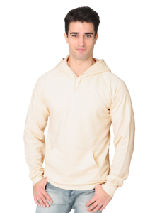 Men's 100% Organic  Cotton-Pul r Hooded Sweatshirt 21052ORG  offering store