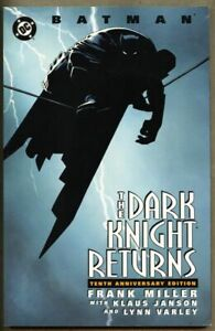 GN-TPB-Batman-Dark-Knight-Returns-Collected-10th-Anniversary-Edition-vg-4-5