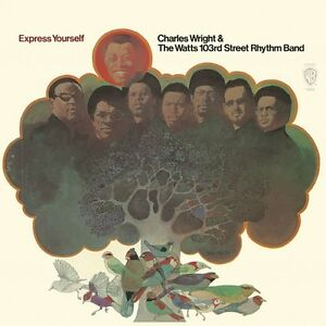 Charles-Wright-Express-Yourself-New-CD-UK-Import