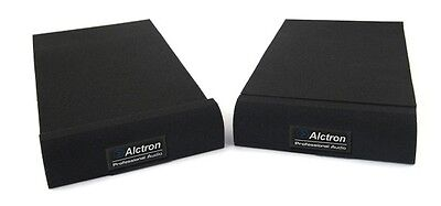 ALCTRON EPP005 STUDIO MONITOR SPEAKER ISOLATION Isolators B-stock.