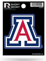 Arizona Wildcats 3 Flat Vinyl Sport Die Cut Decal Bumper Sticker University Of