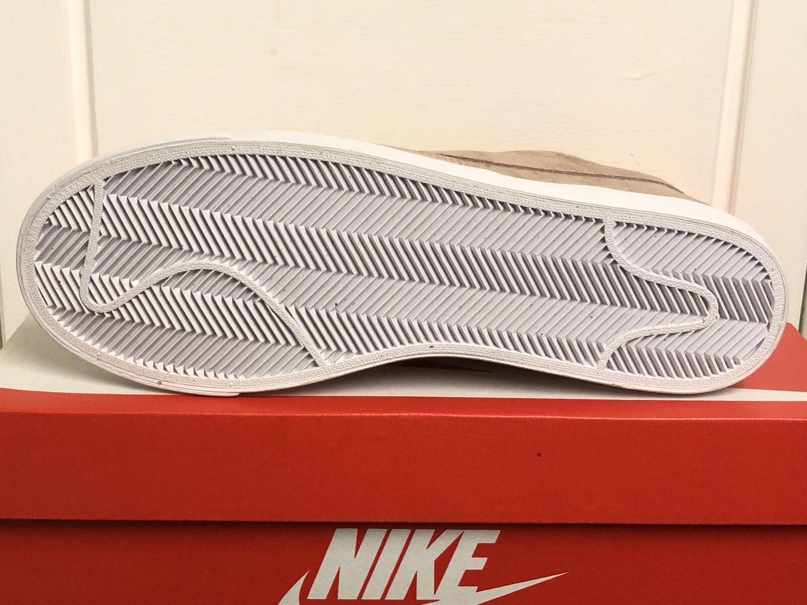 Nike Blazer lux bajo para Mujer Hombre Zapatillas zapatillas