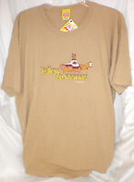 Beatles Yellow Submarine T Shirt Xl Lennon Mccartney Harrison Starr W/ Tags